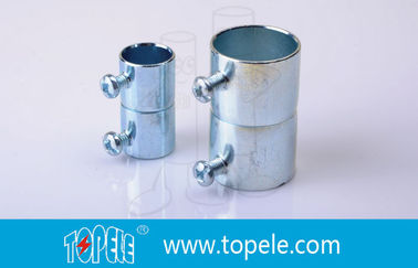Hot Dip Galvanized EMT Conduit And Fittings With American Standard Steel Set Screw Coupling